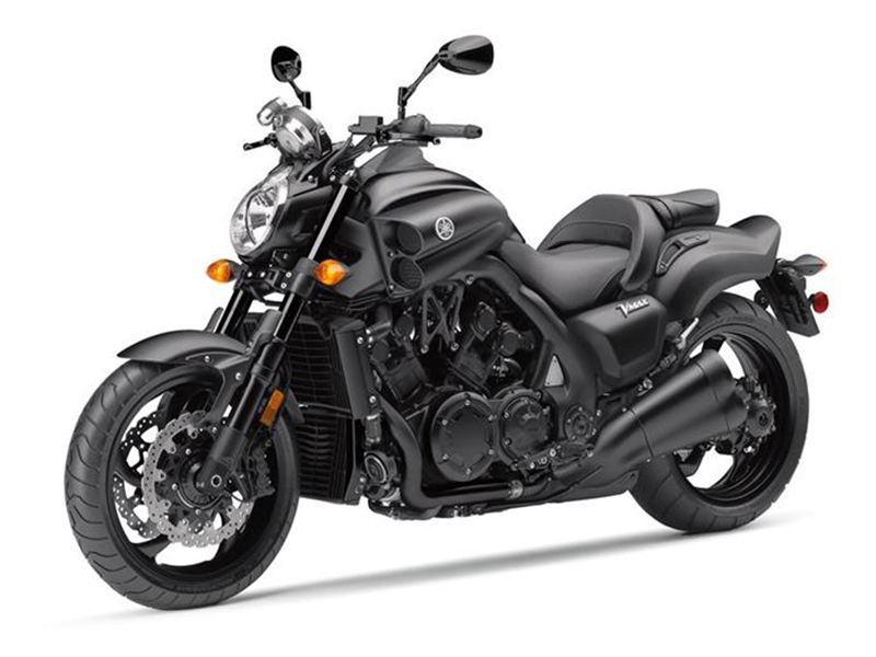 2018 Yamaha VMAX in Tamworth, New Hampshire