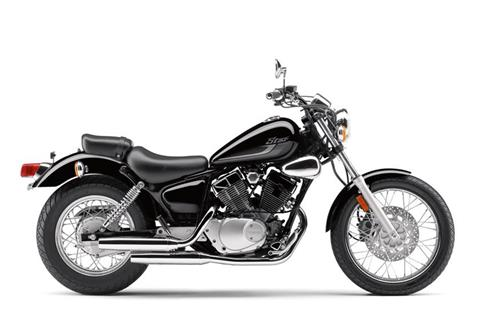 2018 Yamaha V Star 250 in Derry, New Hampshire