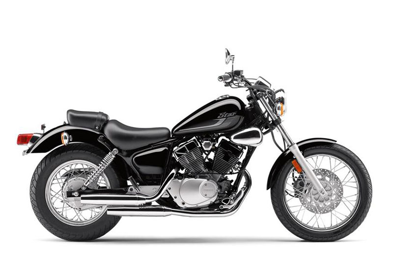 New 2018 yamaha v star 250 motorcycles in wisconsin rapids for Yamaha installment financing
