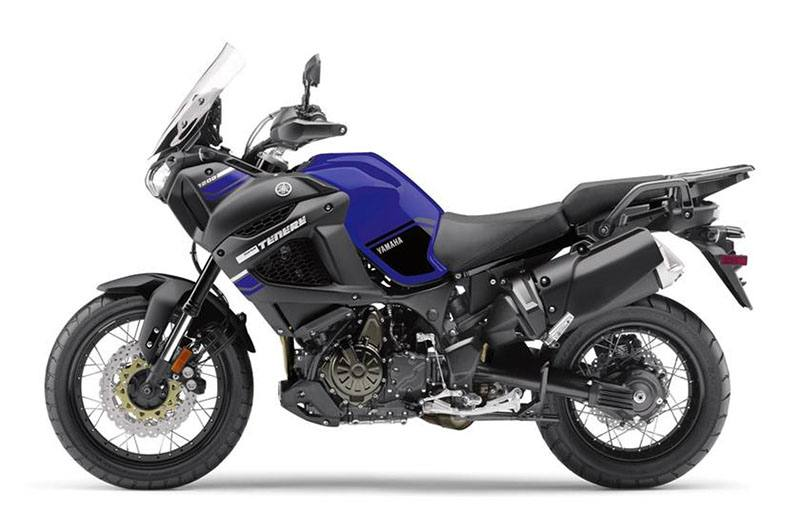 2018 Yamaha Super Ténéré in Greenville, North Carolina