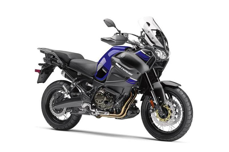 2018 Yamaha Super Ténéré in Tamworth, New Hampshire