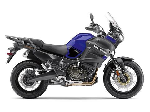 2018 Yamaha Super Ténéré ES in Canton, Ohio