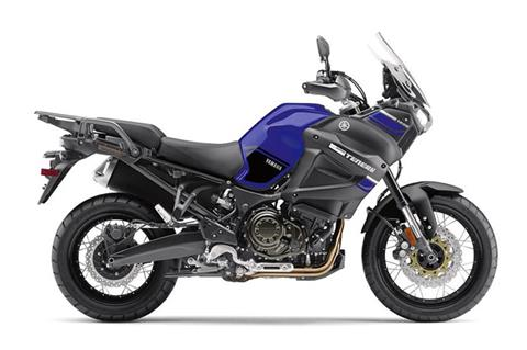 2018 Yamaha Super Ténéré ES in Tamworth, New Hampshire