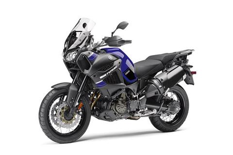 2018 Yamaha Super Ténéré ES in Greenville, North Carolina