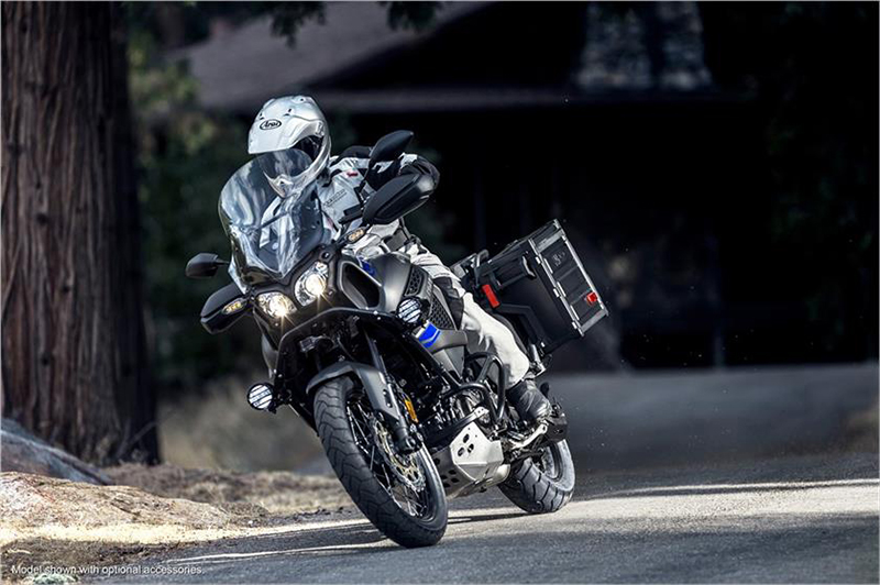 2018 Yamaha Super Ténéré ES in San Jose, California