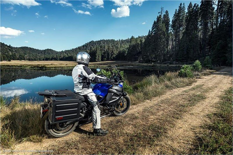 2018 Yamaha Super Ténéré ES in Centralia, Washington