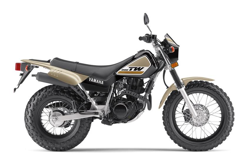 2018 Yamaha TW200 in Florence, Colorado