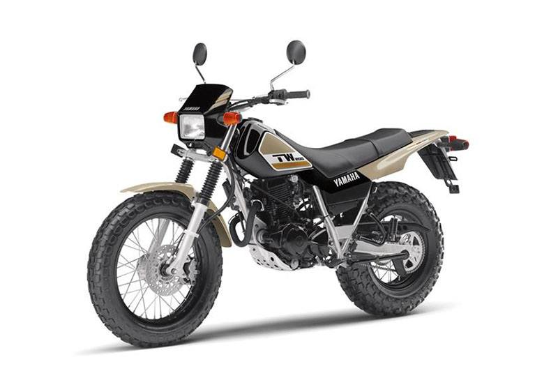 New 2018 yamaha tw200 motorcycles in fairview ut for Yamaha installment financing