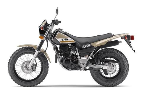 2018 Yamaha TW200 in Statesville, North Carolina