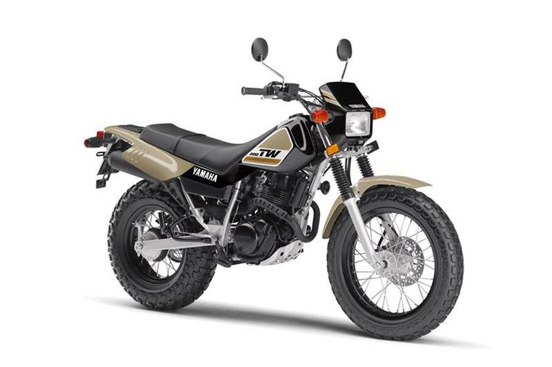 2018 Yamaha TW200 in Garberville, California