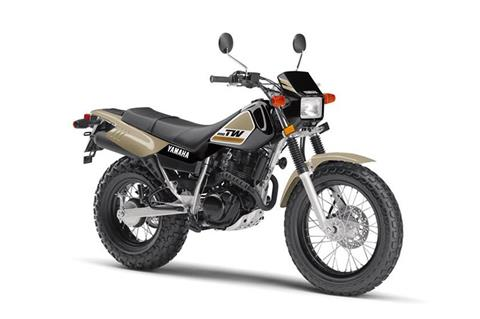 2018 Yamaha TW200 in Berkeley, California