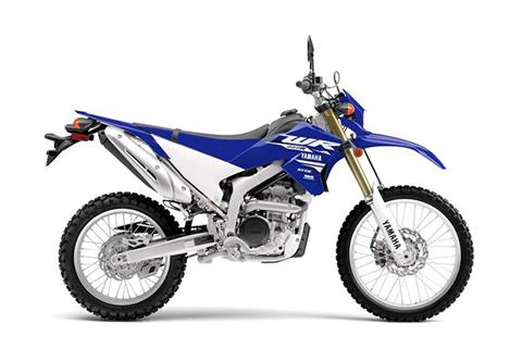2018 Yamaha WR250R in Tamworth, New Hampshire