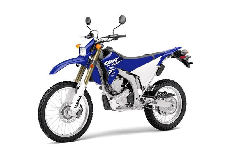 2018 Yamaha WR250R in Merced, California