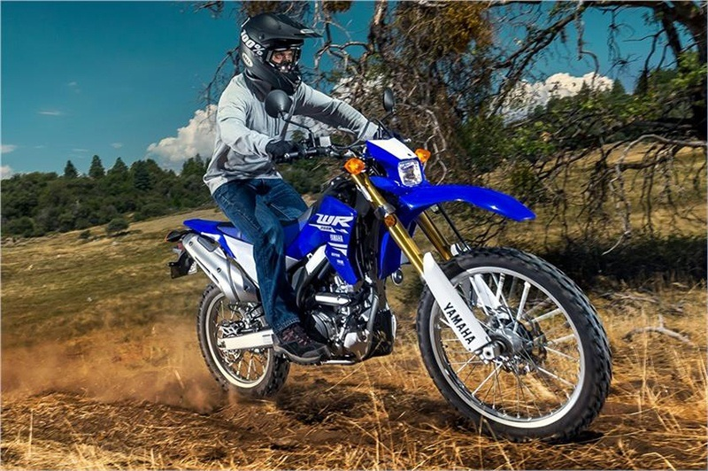 2018 Yamaha WR250R in Sacramento, California