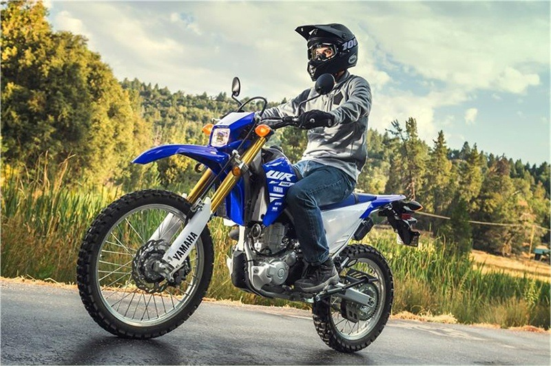 2018 Yamaha WR250R in Pine Grove, Pennsylvania