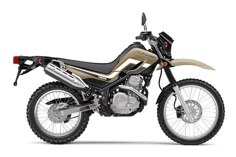 2018 Yamaha XT250 in Lowell, North Carolina