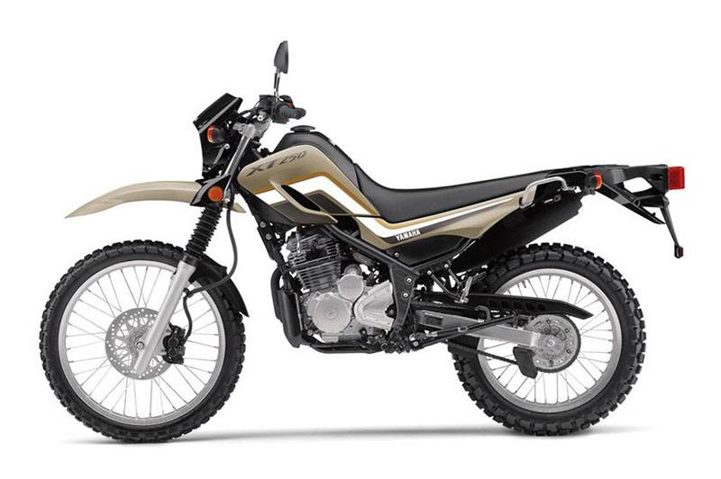 2018 Yamaha XT250 in Eureka, California