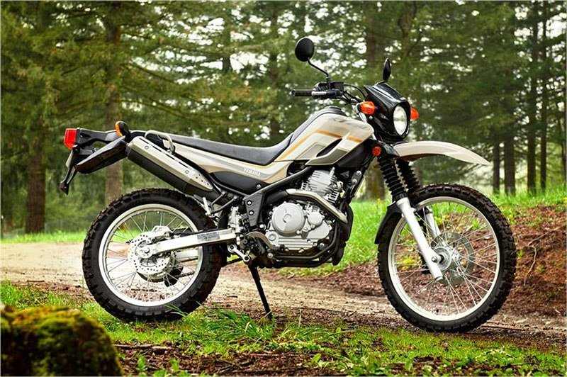 2018 Yamaha XT250 in Phillipston, Massachusetts