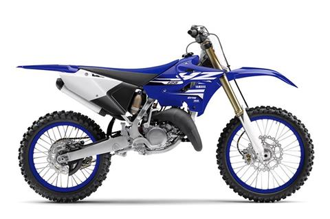 2018 Yamaha YZ125 in Fairfield, Illinois