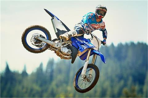 2018 Yamaha YZ125 in Lewiston, Maine