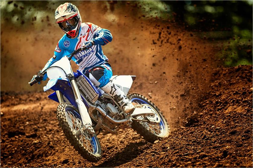 2018 Yamaha YZ125 in Chesterfield, Missouri
