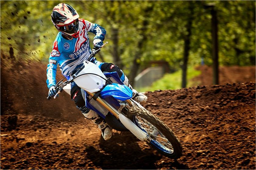 2018 Yamaha YZ125 in Santa Clara, California