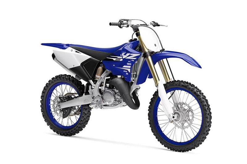 2018 Yamaha YZ125 in Johnson City, Tennessee