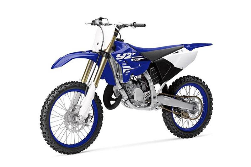 2018 Yamaha YZ125 in Burleson, Texas