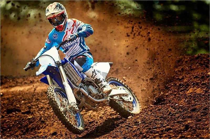 2018 Yamaha YZ125 in Tyler, Texas
