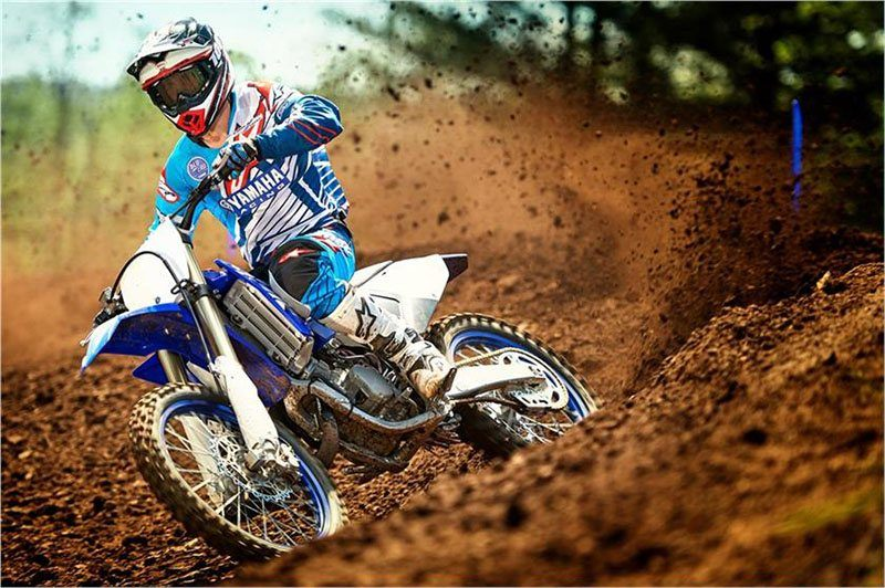 2018 Yamaha YZ125 in Irvine, California