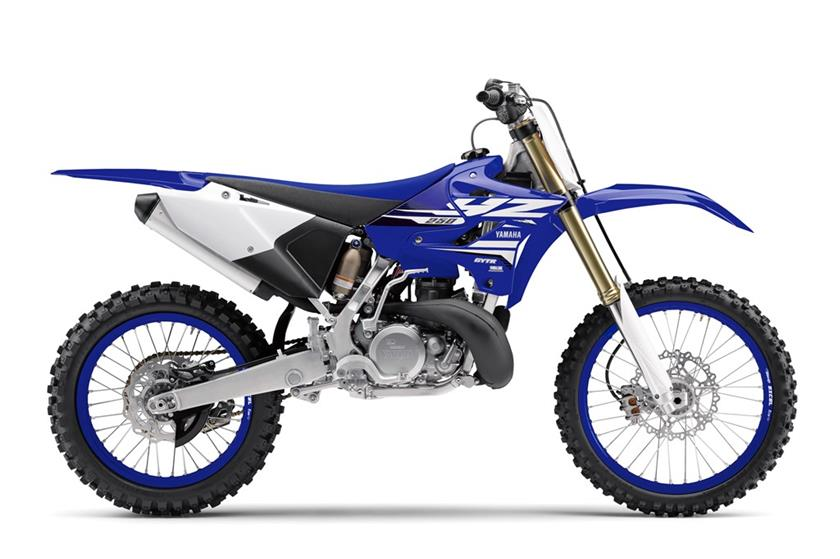 2018 Yamaha YZ250 in Irvine, California