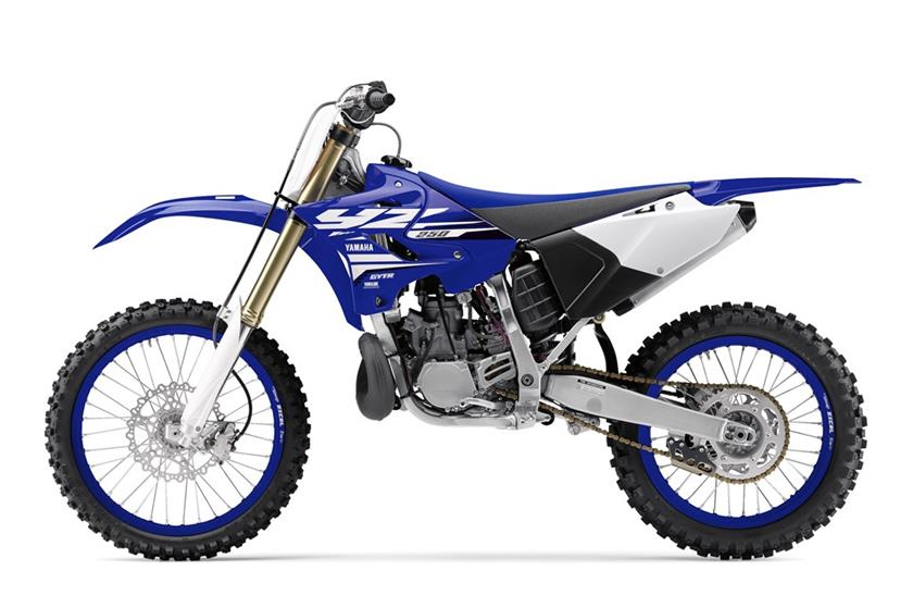2018 Yamaha YZ250 in Union Grove, Wisconsin