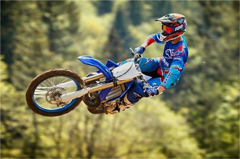 2018 Yamaha YZ250 in San Marcos, California