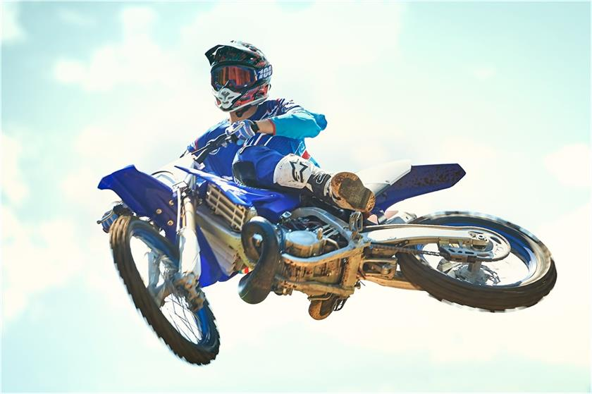 2018 Yamaha YZ250 in Dimondale, Michigan