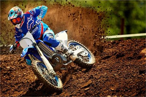 2018 Yamaha YZ250 in Fairfield, Illinois