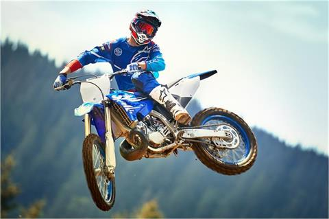 2018 Yamaha YZ250 in Woodinville, Washington