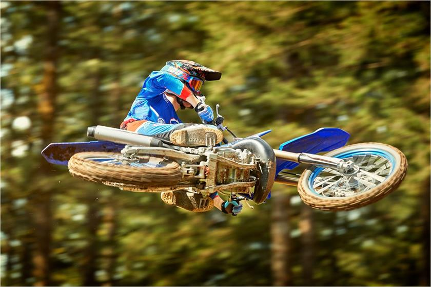 2018 Yamaha YZ250 in Paw Paw, Michigan