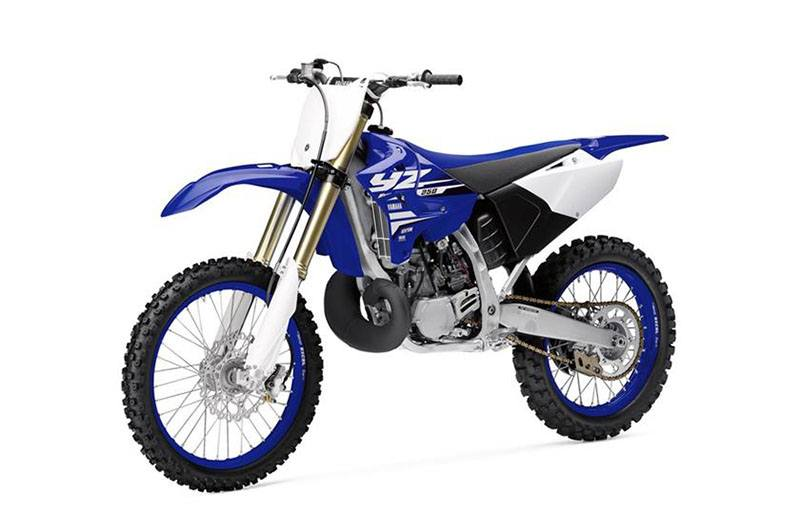 2018 Yamaha YZ250 in Johnson City, Tennessee