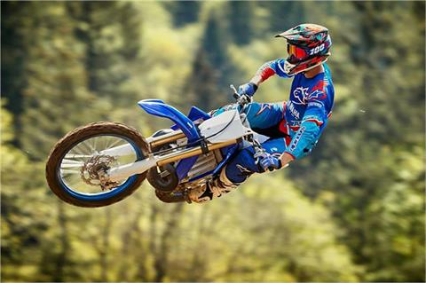 2018 Yamaha YZ250 in Goleta, California