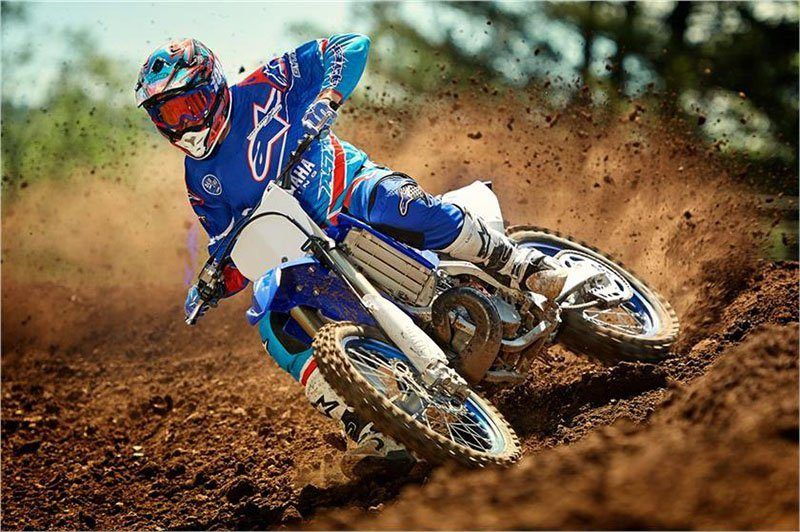 2018 Yamaha YZ250 in Berkeley, California - Photo 8