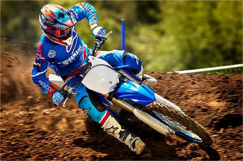 2018 Yamaha YZ250 in Northampton, Massachusetts