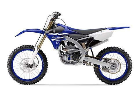 2018 Yamaha YZ250F in Derry, New Hampshire