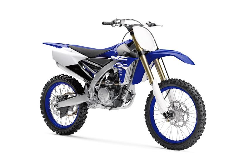 2018 Yamaha YZ250F in Carroll, Ohio