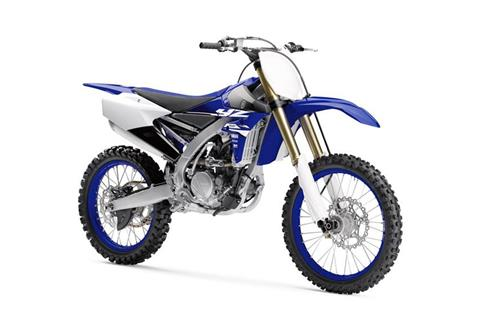 2018 Yamaha YZ250F in Bessemer, Alabama