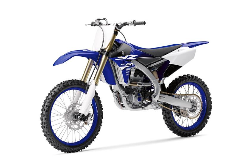2018 Yamaha YZ250F in Belle Plaine, Minnesota