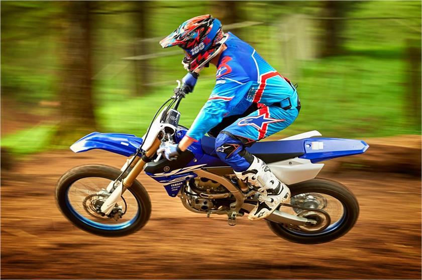 2018 Yamaha YZ250F in Paw Paw, Michigan