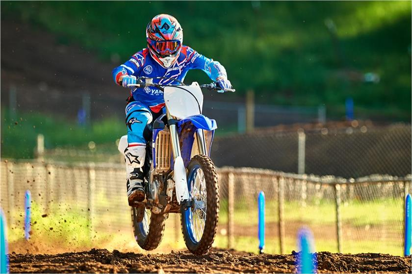 2018 Yamaha YZ250F in Wilkes Barre, Pennsylvania