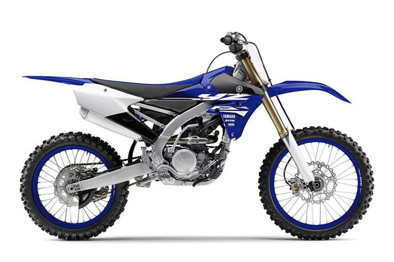 2018 Yamaha YZ250F in Eureka, California