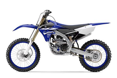 2018 Yamaha YZ250F in Merced, California