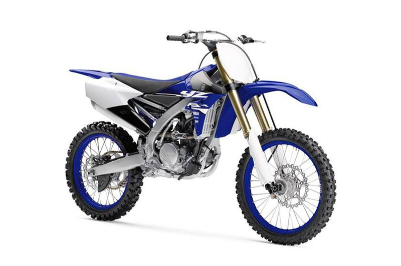 2018 Yamaha YZ250F in Johnson Creek, Wisconsin